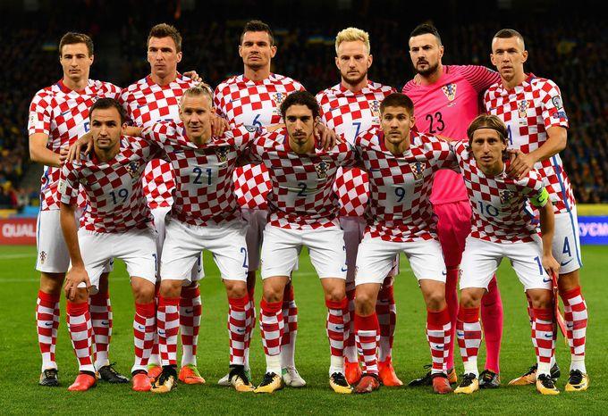 走過烽火的克羅地亞足球