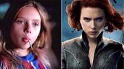 《復仇者聯盟》緋紅女巫童年樣子大公開!英雄們兒時照片大對比