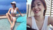 【最強Body】超人之母體羅子喬沙灘大show三點式纖腰長腿