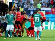 世界盃出局16郎 - F組