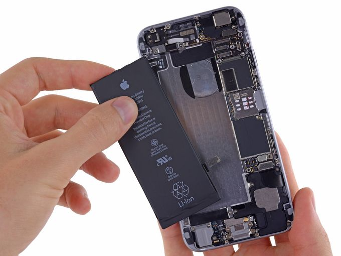 Apple淆底喇!Apple將提供電池折扣