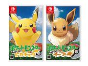 Pokemon Let's Go Pikachu/Eevee 正式公佈,11/16一齊重拾初心!