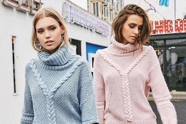 Повязали! Модный трикотаж 2018: что покупать этой зимой