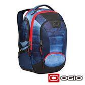 OGIO BANDIT II 17 吋甲蟲電腦後背包-極光藍 (111074-564)