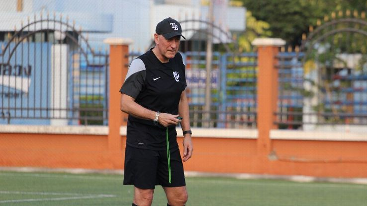 Terry Butcher steps down as Philippines coach without managing a gameの代表サムネイル
