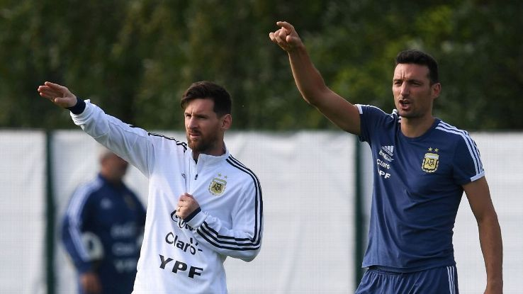 Argentina set to name Lionel Scaloni as permanent manager - sourcesの代表サムネイル