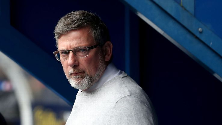 Hearts manager Craig Levein recovering after hospital stayの代表サムネイル