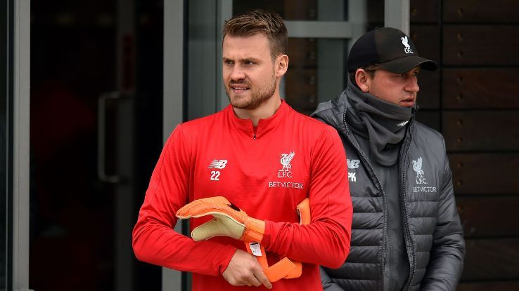 Liverpool January exit 'very difficult' for Simon Mignolet - agentの代表サムネイル