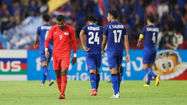 Thailand, Sven-Goran Eriksson's Philippines qualify for AFF Cup semifinalsの代表サムネイル