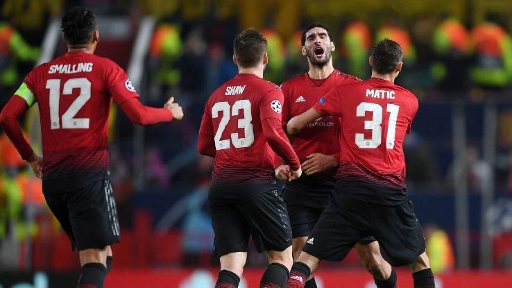 Marouane Fellaini's late strike rescues Man United as Jose Mourinho, attack misfire againの代表サムネイル