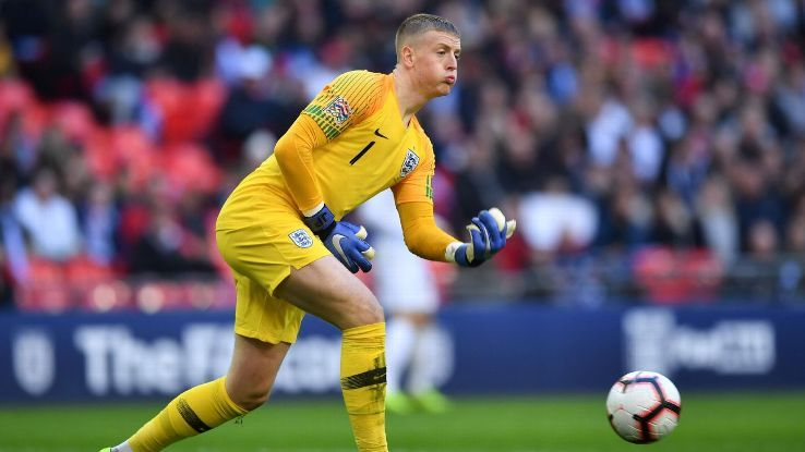 Transfer Talk: Manchester United willing to pay record £70m for Jordan Pickfordの代表サムネイル