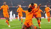 全場迫搶加高質傳送完勝消極的對手 歐國聯:荷蘭對法國賽後感