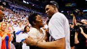 母親節快樂!NBA 球員與他們的媽媽