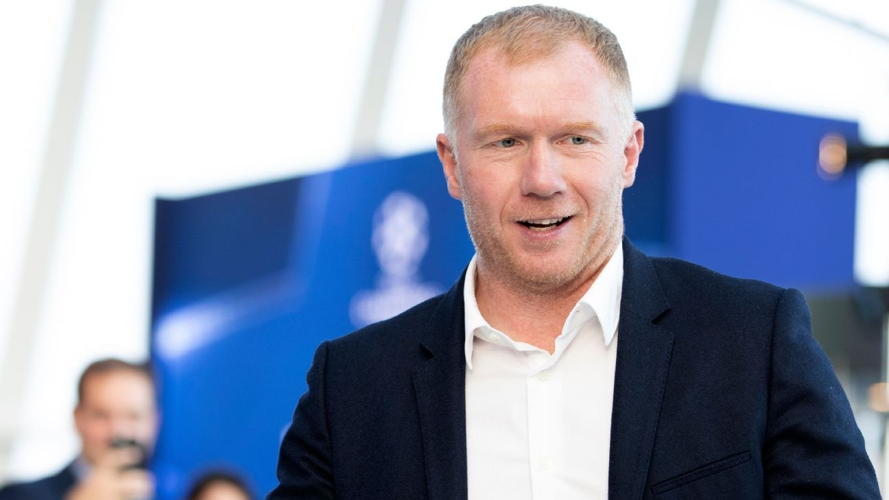 Paul Scholes in talks with Oldham Athletic over manager's role - sourcesの代表サムネイル