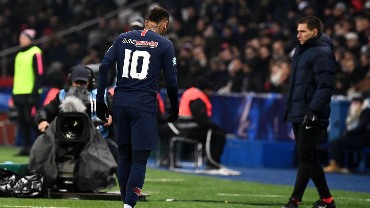 Did Neymar get what he deserves for showboating in PSG wins?の代表サムネイル