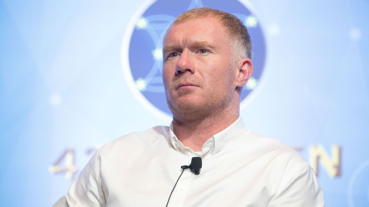 Oldham want Paul Scholes as manger in time for next match - sourcesの代表サムネイル