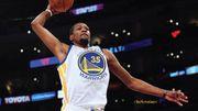 Kevin Durant:「我認為自己屬於年度最佳一隊成員!」