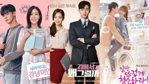 漫改韓劇《女神降臨》女主快將敲定 細數近年人氣漫改韓劇的熱門選角