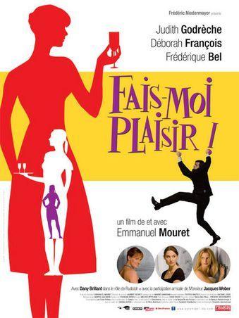 Zrób mi przyjemność / Fais moi plaisir (2009) [DVBRip XviD -BTK][Lektor PL]