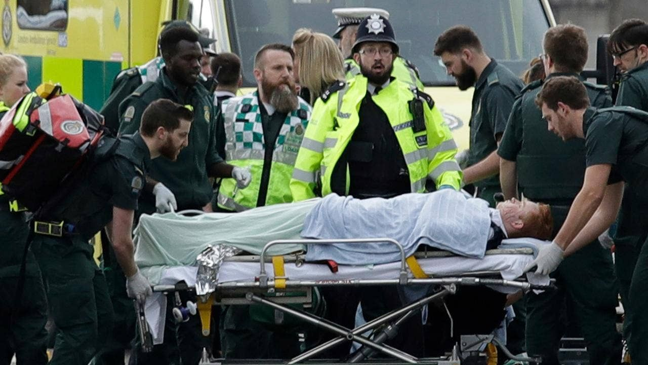 UK Parliament terror attack: 4 people killed, including cop and alleged assailant; 20 injured