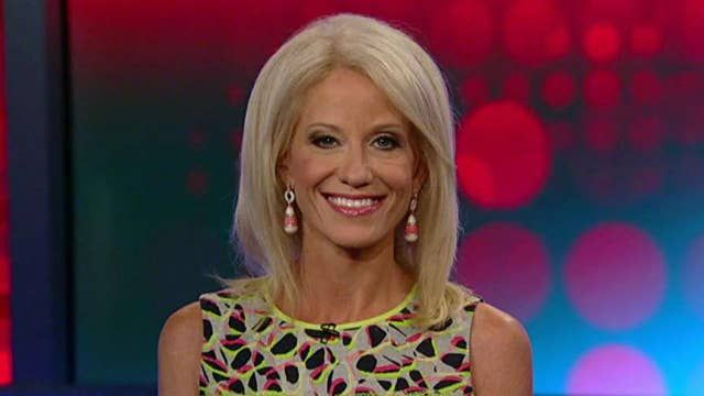 Kellyanne Conway: Scaramucci will force our message through