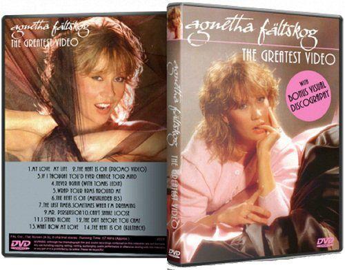 Agnetha Faltskog - The Greatest Video (2010) [DVDRip]