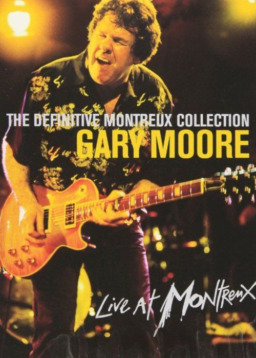 Gary Moore - The Definitive Montreux Collection (2007) [DVDRip]