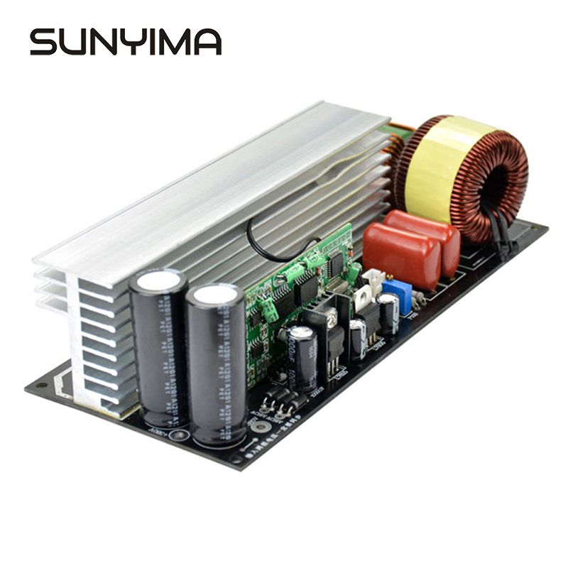 SUNYIMA 3000W Pure Sine Wave Inverter Power Board Post Sine Wave Amplifier Board