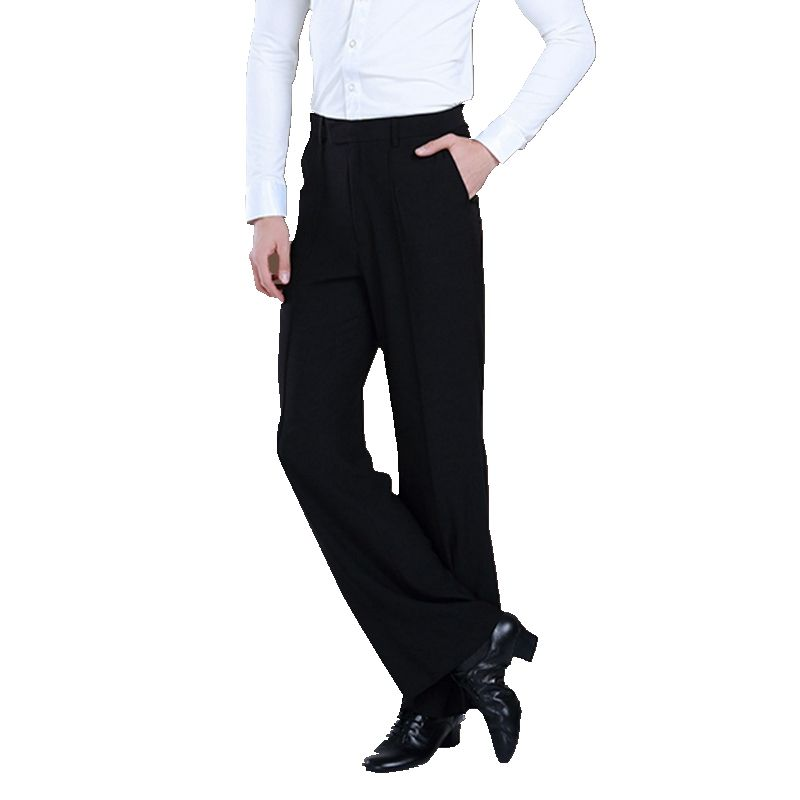 Latin Dance Pants for Men  Latin Trousers  Ballroom Dancing Pants Modern Latin Dance Costume for Men