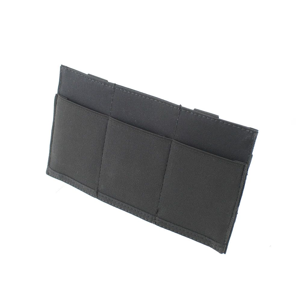 Tactical Molle Pouch Elastic Triple M4 Pistol Magazines Pouch Universal Outdoor Tool Holder Bag Hunting Cartridge Bags