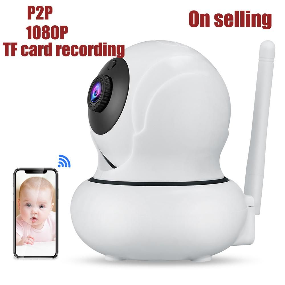 Wanscam K21 P2P 1080P wifi IP camera home 2MP CCTV Camera wireless IP security  wifi 3*zoom dome PTZ camera  with TF card