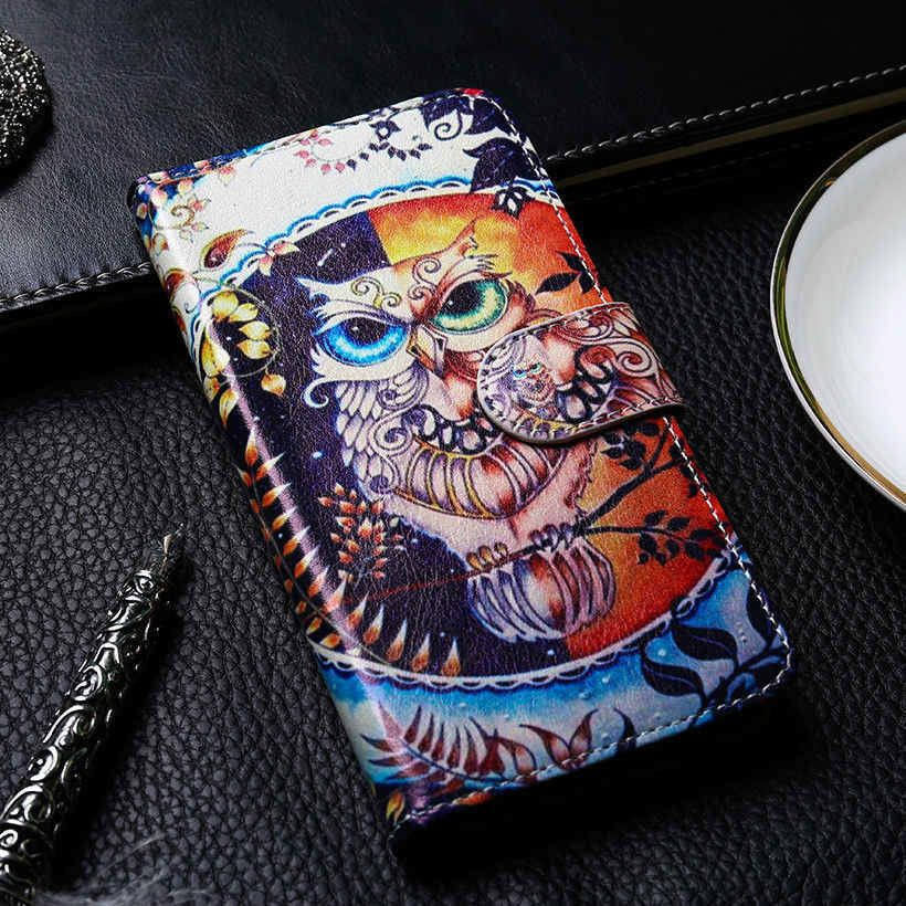 PU Leather Cover Case For Samsung Galaxy Ace 2 3 II III 4 LTE NXT G357FZ G313 G318H S7270 Star Plus S7260 Young S6310