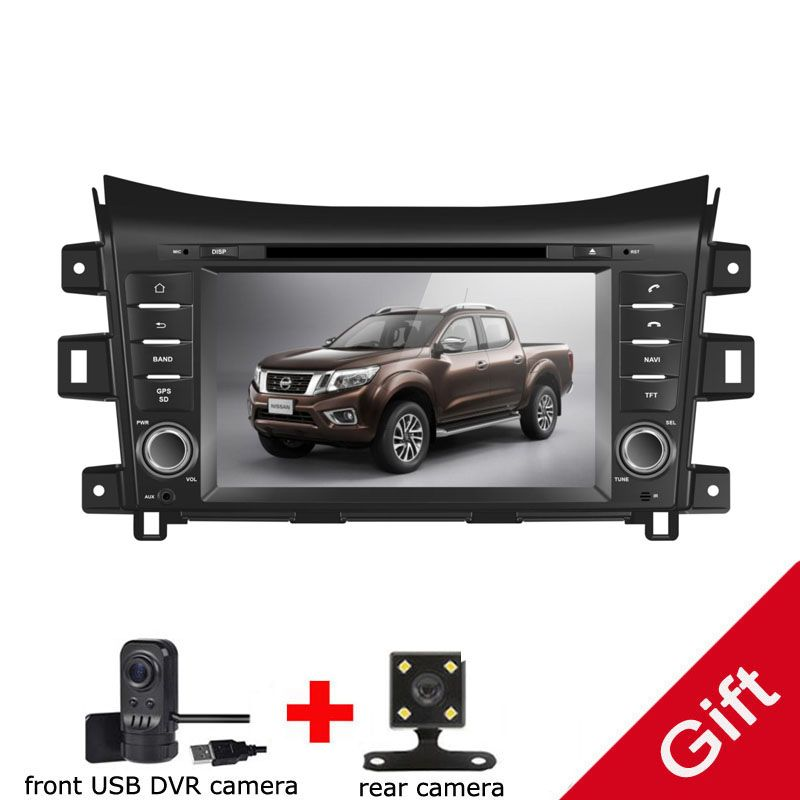 Android 9.0 Octa Core PX5/PX6 Fit NISSAN NAVARA / NP300 2014 2015 2016 - Car DVD Player Navigation GPS Radio