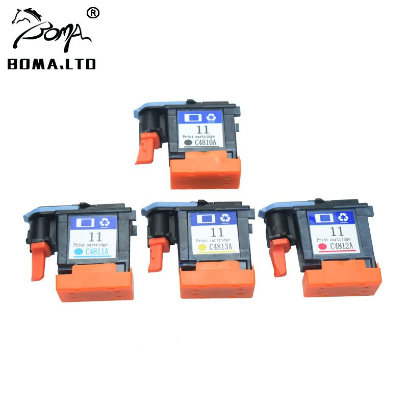 BOMA.LTD Wholesale Price Good Feedback For HP 11 Print Head With For HP Designjet 500 510 800 1100 2280 2300 Printer Head