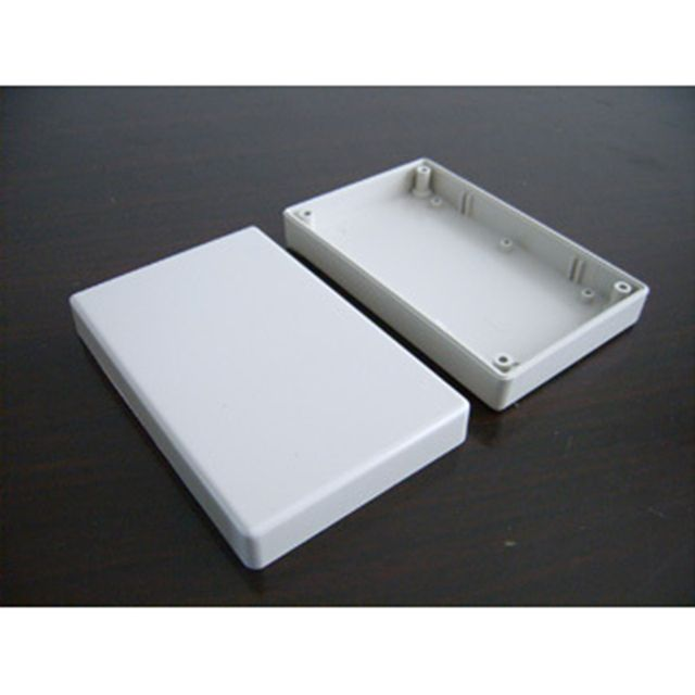 1pc Waterproof Plastic Enclosure Cover Electronic Project Instrument Case Box 125x80x32mm
