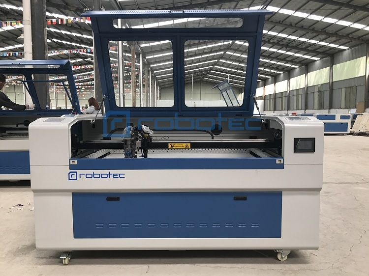 CO2 Laser Engraver and Cutter Made in China/Factory Direct Sale Laser MDF Cutting Machine Co2 Laser Metal With Two heads