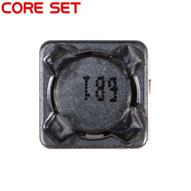 10pcs/lot High Quality Shielded Inductor SMD Power Inductors 7*7*4MM 680uH 681 220MA CDRH74R