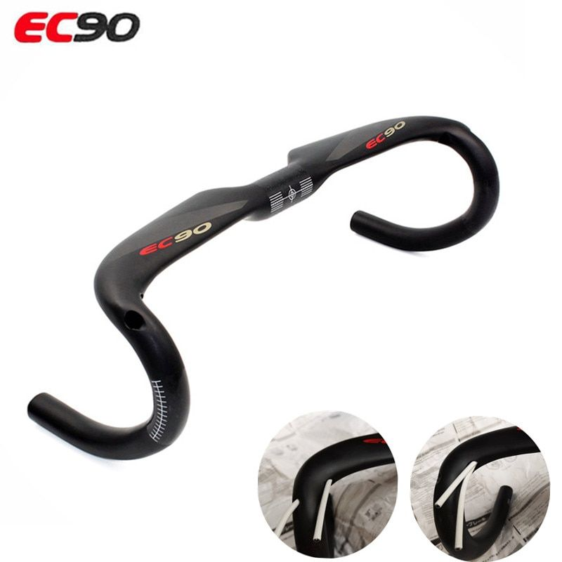 2019 Of The Standard Full Carbon Fiber Bend / Road Bike Handle/ Carbon Handlebar /Bicycle Handlebar Application to Road Bicycle