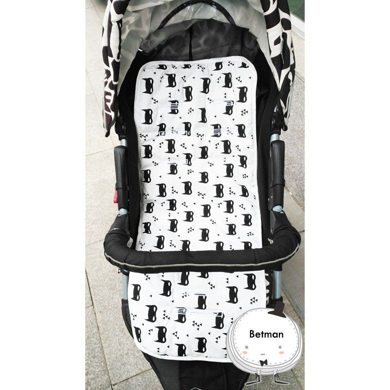 New Baby Stroller Cushion Cotton Yoya Stroller Pad Seat Car Mat Kids Chair Cushion Pad Por Baby Prams Stroller Accessories