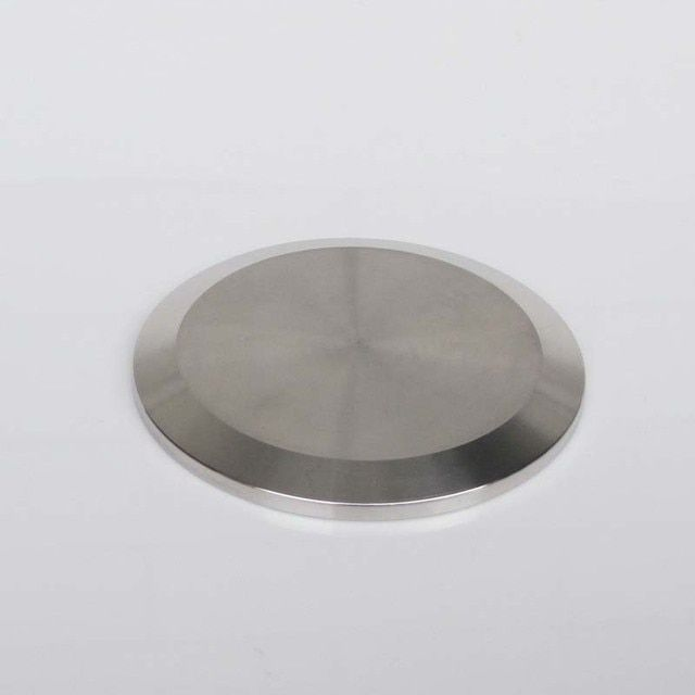 "2"" Sanitary Tri Clamp Stainless Steel End Cap SS304"