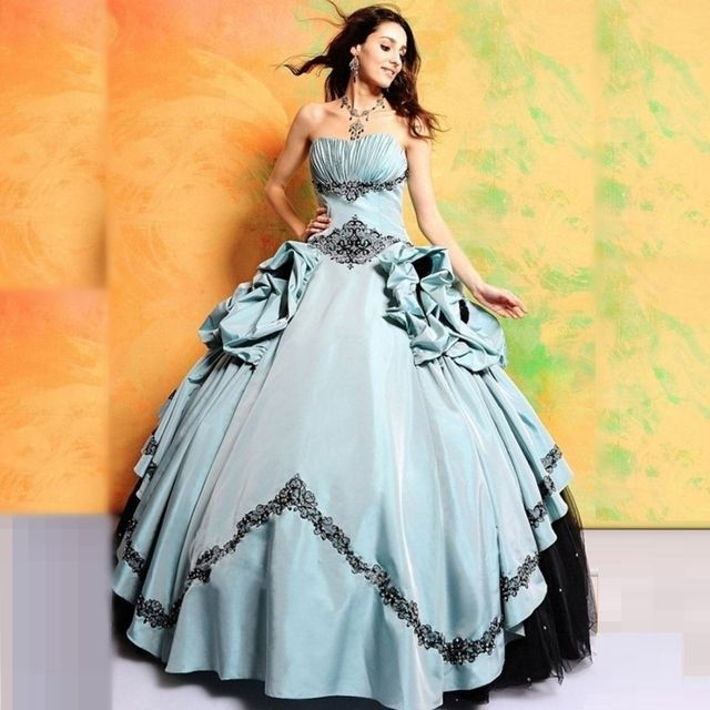 Top Selling Appliques Pleat Tiered Ruched Taffeta and Tulle Debut Ball Gown Quinceanera Dress with Jacket Vestido Festa 15 Anos