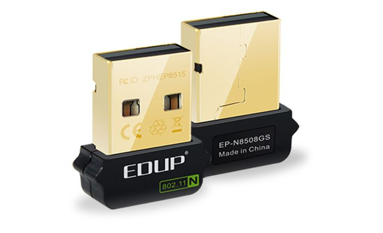 EDUP USB 150Mbps Wireless Wifi Mini Network Adapter 802.11 n/g/b for For Raspberry Pi B and Raspberry Pi B+ B plus version