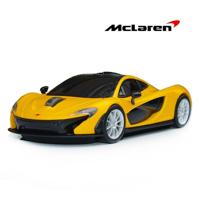 Officially licensed MCLAREN P1 wireless mouse car mouse car model best gift for car fans creative birthday gift