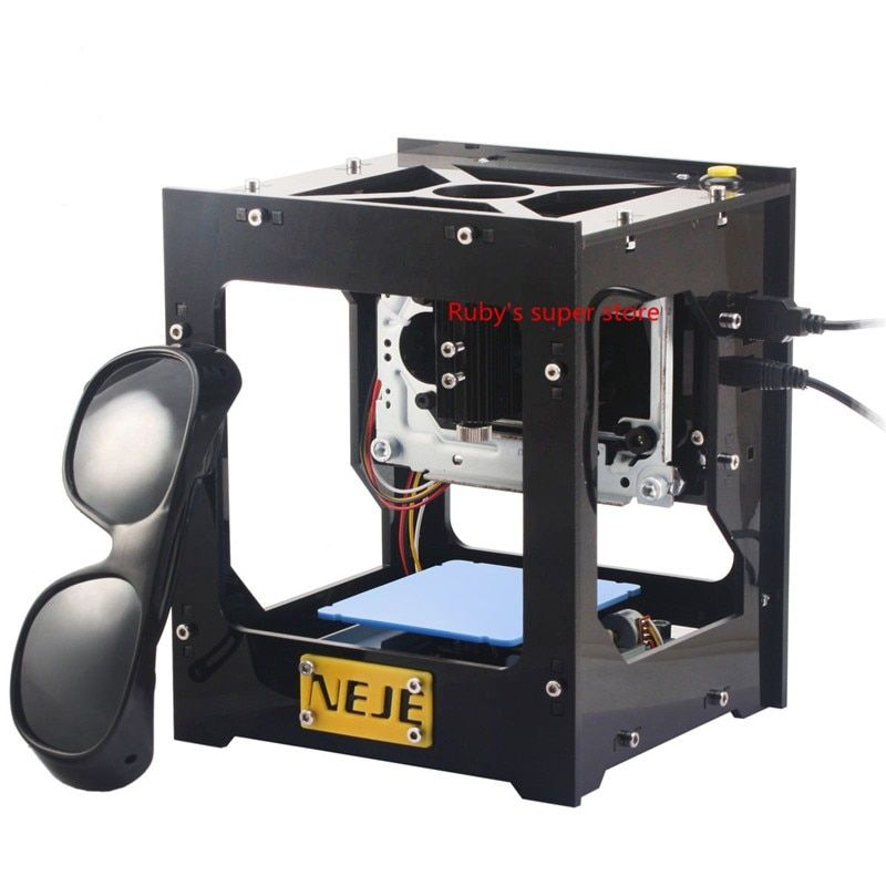 Free shipping DIY USB laser cutting engraving machine engraving small cutting machine