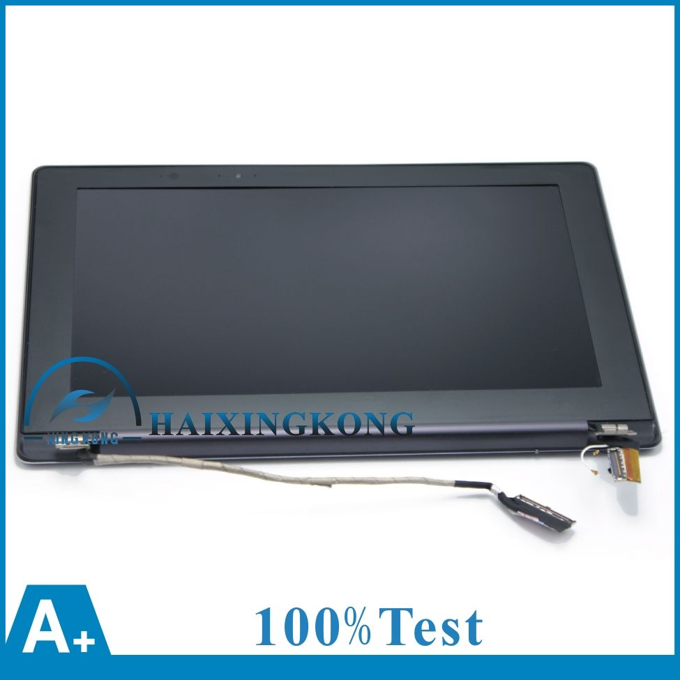 99% New Original Laptop Touch Digitizer LCD Display Panel Screen Assembly for Asus TAICHI 31 N133HSG-WJ1 with AB Cover 1920x1080