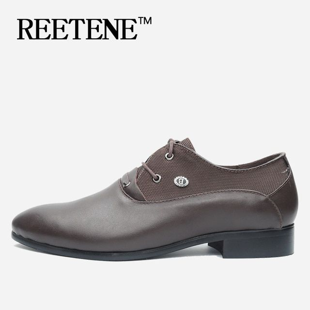 Big Size:38-50 Genuine Leather Men Dress Shoes, High Quality Men Oxford Shoes, Leather Men Shoes For Wedding, Leather Shoes Men