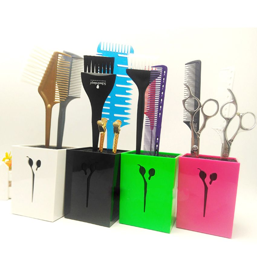 Professional Hair Accessories Bag Salon Tools Hair Scissor Holder U-088 In Fashion Design, Hair Scissor Socket Pouplar For Salon