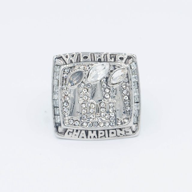 Sports Jewelry 2007 Super Bowl LXII New York Giants MANNING Championship Ring