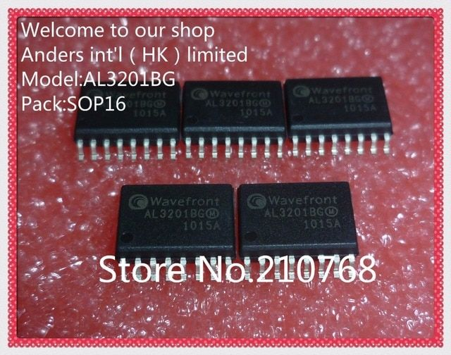 100% new original         AL3201BG       AL3201B         AL3201        SOP16