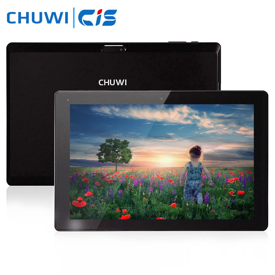 "Chuwi Hi10 Dual OS Windows10 & Android 5.1 Intel Cherry Trail Z8350 Quad Core  4GB/ 64GB IPS 1920*1200 1.44GHz 10.1"" Tablets"
